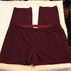 EUC Susan Graver pants